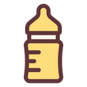 Feeding Bottle Baby Feeder Milk Bottle Icon