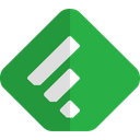 Feedly Technology Logo Social Media Logo Icon
