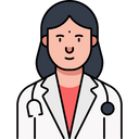 Female Doctor Icon