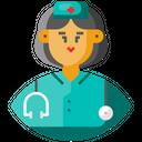 Female Nurse Avatar Female Icon