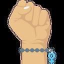 Feminism Fist Gesture Icon