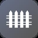 Fence Railing Farm Icon