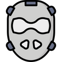 Field Hockey Mask Icon