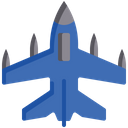 Fighter Jet Fighter Plane Jet Icon