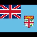 Fiji Flag Country Icon