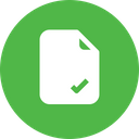File Paper Document Icon