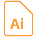 File Ai Adobe Icon