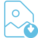 File Image Download Icon