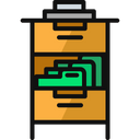 File Organizing Icon