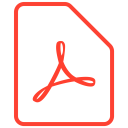 File Pdf Acrobat Icon