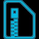 File Zip Archive Icon