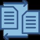 Files Duplicate Copy Icon
