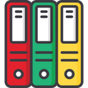 Filling files Icon