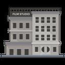 Film Production Film Studio Filmmaking Icon