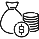Finance Insurance Money Icon