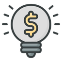Finance Idea Idea Dollar Icon