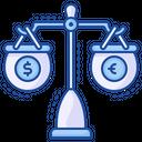 Financial Law Law Claw Icon