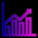 Financial Year Growth Icon