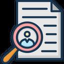 Find CV Icon