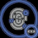 Info Data Biometry Icon