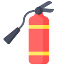 Fire Extinguisher Safety Instrument Protection Icon