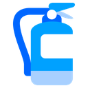 Fire Extinguisher Protection Safety Icon
