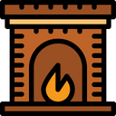 Fire Place Icon