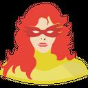 Firestar Firestar Spandex White Queen Icon