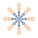 Fireworks Party Decoration Icon