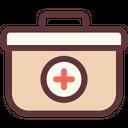 First Aid Kit Medicine Kit Medical Kit Icon