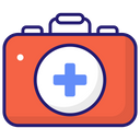 First Aid Kit Aid Care Icon
