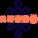 Fitbit Technology Logo Social Media Logo Icon