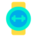 Smart Watch Wristwatch Gym Icon