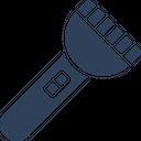 Electric Light Flashlight Light Icon