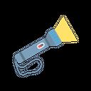 Flashlight Torch Light Icon