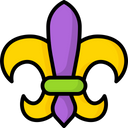 Fleur De Lis Icon