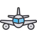 Flight booking Icon