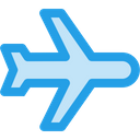 Flight Mode Plane Icon