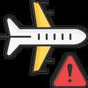 Flight Warning Icon