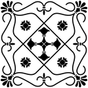 Floral Design Icon
