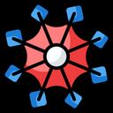 Floral Symbol Sign Emblem Icon