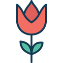 Aquatic Flower Blossom Flower Icon