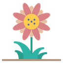 Flower Plant Blossom Icon