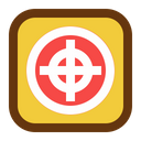 Circle Interface Design Icon