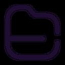 Folder File Data Icon