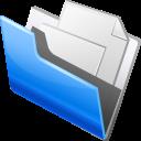 Folder Data Archive Icon