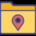Directory Folder Location Icon