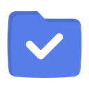 Folder Select User Interface Ui Icon