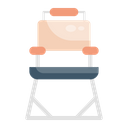 Folding Chair Chair Camping Icon