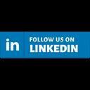 Linkedin Linkedin Follow Social Media Icon